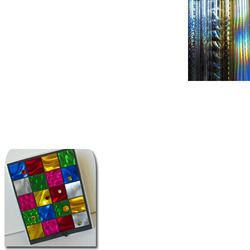 Holographic Films for Greeting Cards