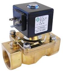 Direct Acting Brass Solenoid Valve