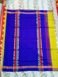 Blue Pattu Sarees