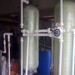 FRP Horizontal Sand Filters