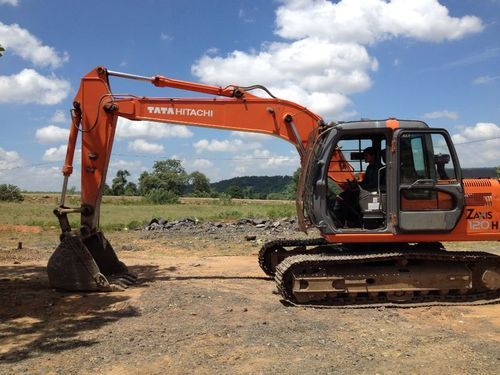 used spare parts of excavator tata hitachi ex 120 salasar impex