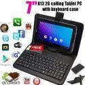 7 Black Tablet Computer