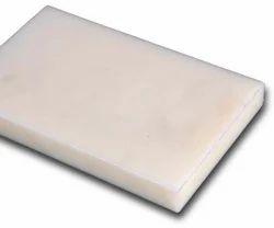 White Nylon Sheet, Thickness: 3mm