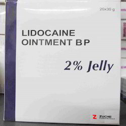 Lidocaine Ointment