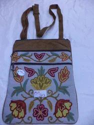 Ladies Designer Suede Bags