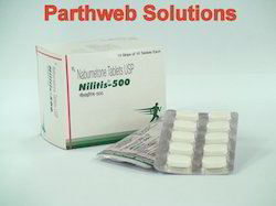 Nilitis (Nabumetone Tablets)