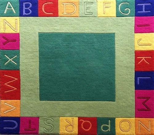 Kids Alphabet Carpet, Kids Activity Carpets