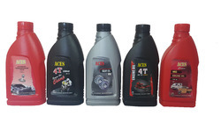 4T Engine Oils