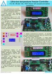 Ultra-Low Temperature Freezer Controller