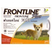 Frontline Plus for Puppies and Small Dogs 0-10 Kg