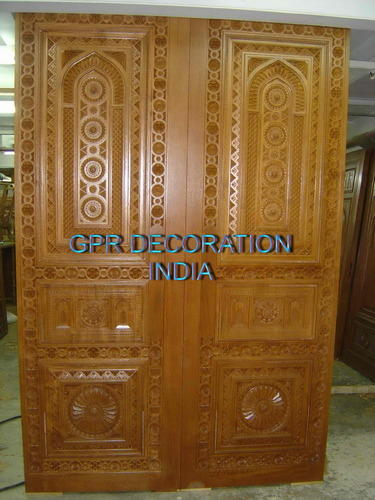 Cnc carving doors gpr decoration manufacturer in for Door design cnc