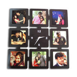 Superior Personalized Sublimation Photo Wall Clock   Target Sign Tech Pvt. Ltd.,  Ahmedabad | ID: 7830866433 Gallery