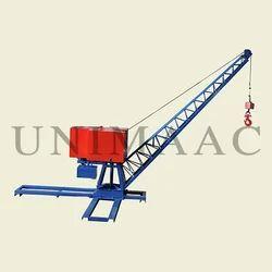 Mini Builders Material Handling Crane