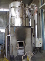 Wood Fired Thermic Fluid Heater