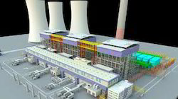 Working Model Of Thermal Power Plant