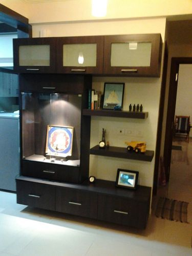 Pooja Room Cabinet at Rs 55000 /piece | Wooden Cabinet | ID ...