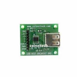 USB HOST Breakout Board