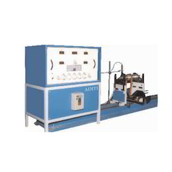 Horizontal Belt Driven Balancing Machines