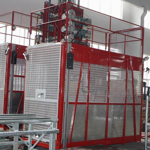 Construction Hoist at Best Price in India