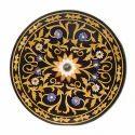 Round Marble Flooring