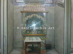 Unique Marble Temple
