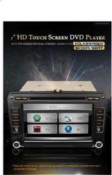 Volkswagen Car DVD 7 Inch HD Touch Screen GPS