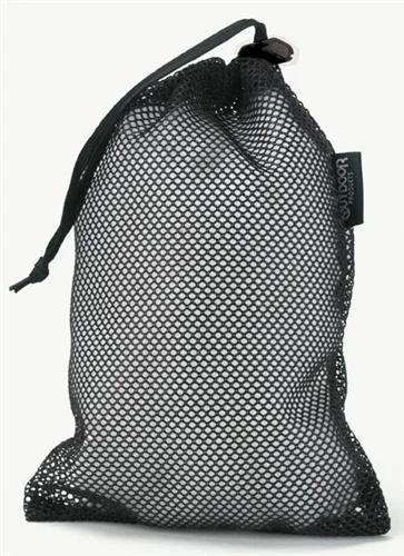 Black Multi Purpose Mesh Bag Size H18