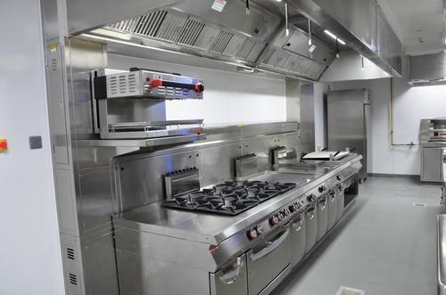 Restaurant Kitchen Modular Modern Restaurant Kitchen