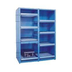 Roller Shelf Wall Storage Systems