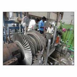 Turbine Field Service