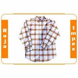 Men's Check Shirts