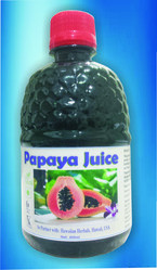 Papaya Juice 400 ml