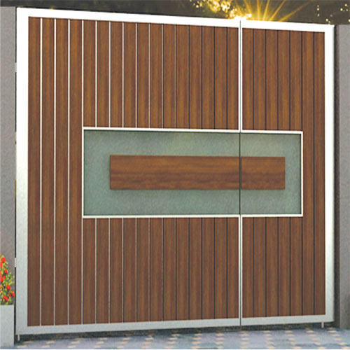 Wood Main Gate Manufacturer From Chennai