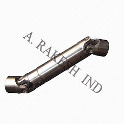 Telescopic  Bearing Universal Joint