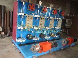 4 Head Winding Wire Machine
