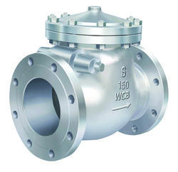 Cast Steel Swing Type Non Return Valve