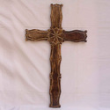 Inspiring Wooden Cross