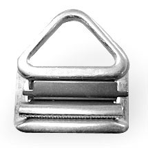 Buckle 'V' Shape with Sliding Bar with Tensioner and Spring