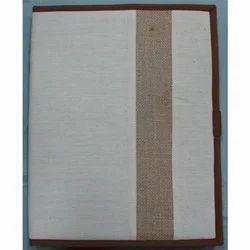 Jute Cloth Folder