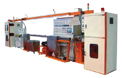 3 Layer Winding Wire Extruder Line
