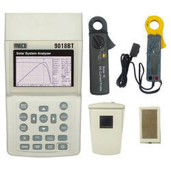 Meco Solar System Analyzer 9018BT, for Industrial, Model Number: 9018 Bt +solar 15+solar 21