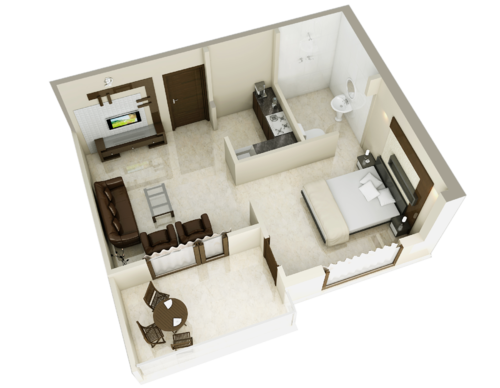 3d floor plan in jalandhar - 3d Floor Planning