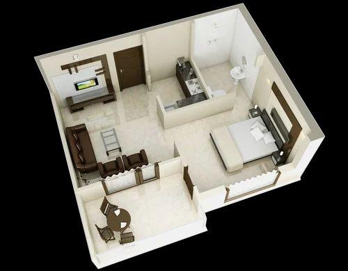 3d floor plan in jalandhar - 3d Floor Planning