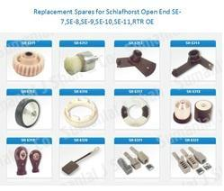 Replacement Spares For Openend Spinning