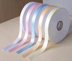 Single Satin Ribbons