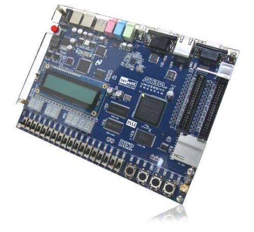 Altera Cyclone Boards - Cyclone DE0 Development Board