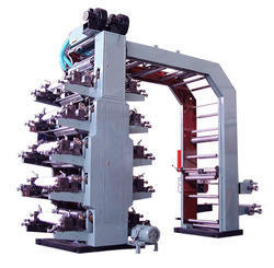 4 Colour Flexo Printing Machine, Model Number: Jbi-fp41200