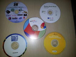 CD Printing Service