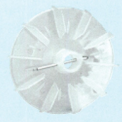 Plastic Fan Suitable For Crompton ND-80 Frame Size