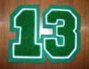 Number Patch